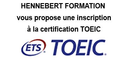 toeic chartres