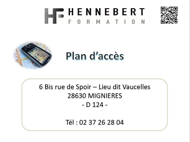 PLAN HENNEBERT FORMATION